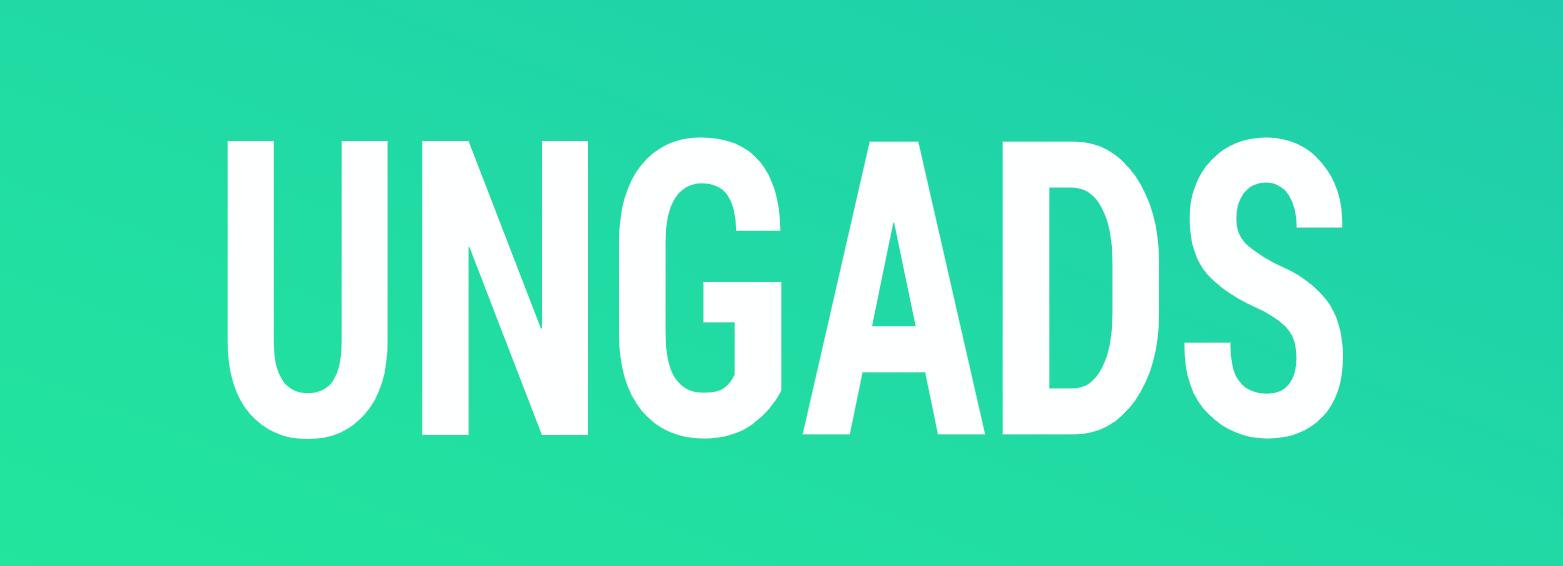 ungads logo